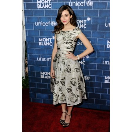 Emmy Rossum At Arrivals For 2Nd Annual Pre-Oscar Brunch Celebrating Montblanc Signature For Good Collection With Unicef Hotel Bel-Air Los Angeles Ca February 23 2013 Photo By Sara CozolinoEverett