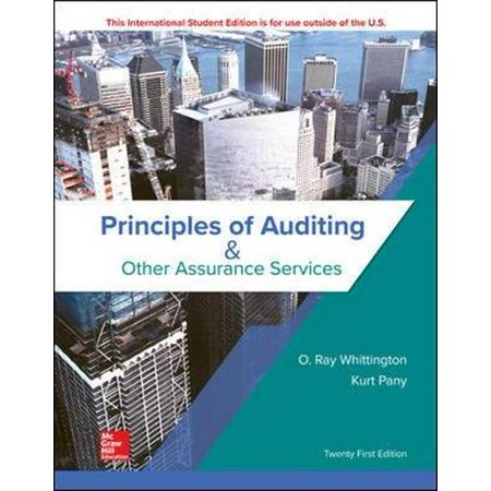 PRINCIPLES OF AUDITING OTHER ASSURANCE S