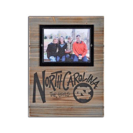 University of North Carolina Wood Plank Frame