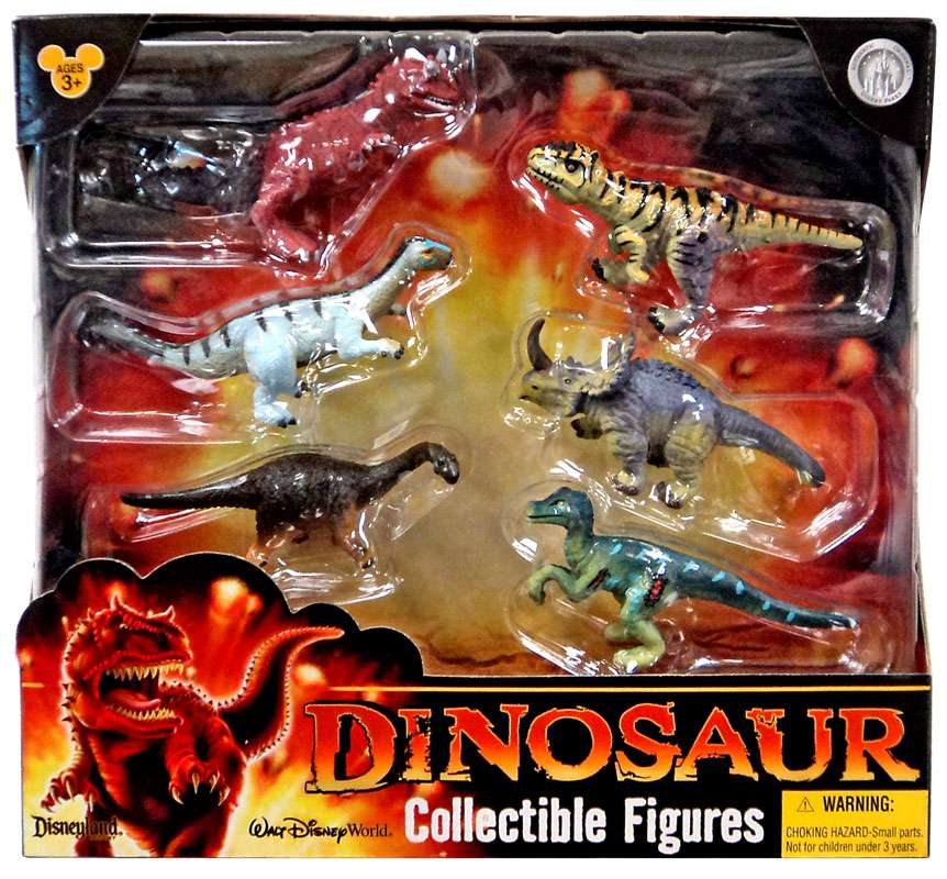 Disney Dinosaur Collectible Figures