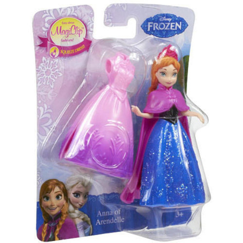 "Disney Frozen Anna of Arendelle 3.75"" Figure"