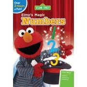 Sesame Street (Video): Sesame Street: Elmo's Magic Numbers (Other) by Sesame Street