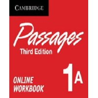 Passages Level 1 Online Workbook a Activation Code Card (Other)