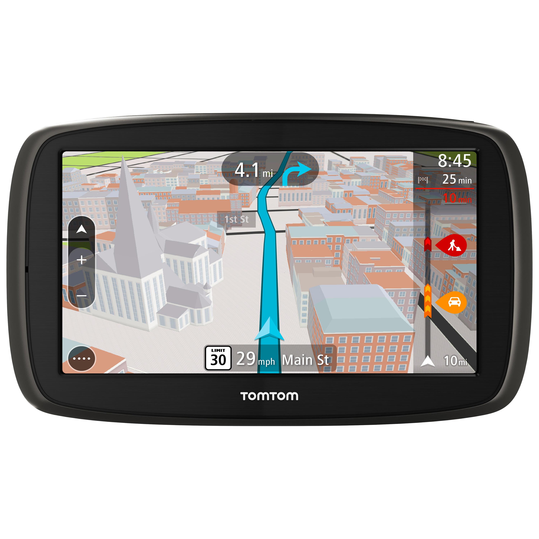 """TomTom GO 6"""" 3D GPS Unit"""