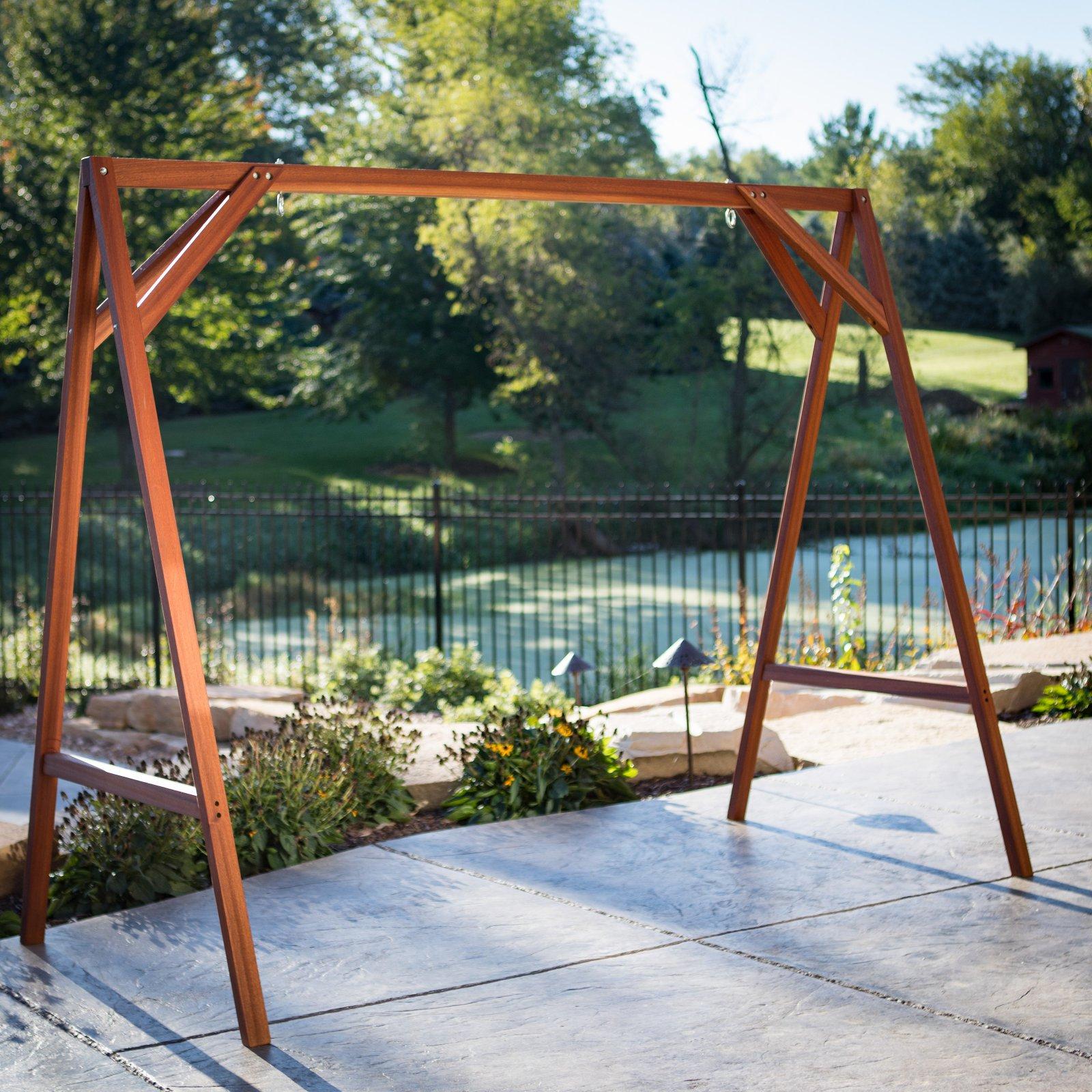 Belham Living Pearson Porch Swing Stand