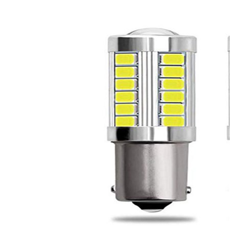 1PCS LED Waterproof Car Headlight Super Bright Front Light Bulb Turn Light Bright Waterproof Led