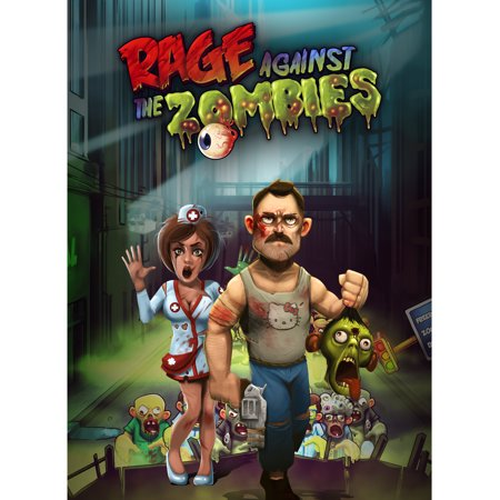 Rage Against The Zombies (PC)(Digital Download) (Best Zombie Computer Games)