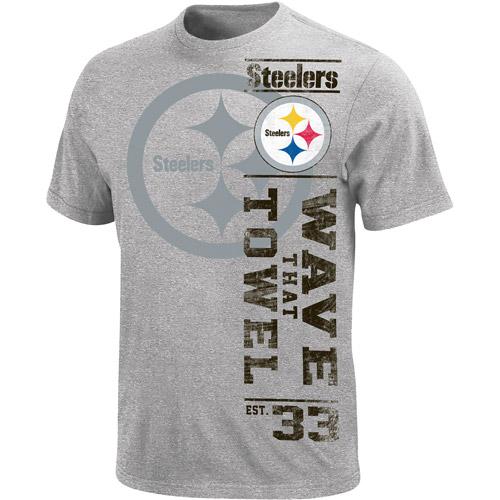 NFL - Men's Pittsburgh Steelers Short Sleeve Team Tee
