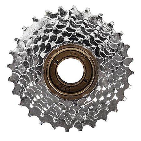 Sunlite 7spd Freewheel, 14-28t, Silver - image 1 of 1