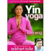Presence Through Movement: Yin Yoga by SOUNDS TRUE VIDEO