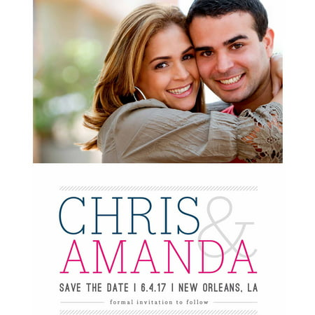 Feature Names Standard Save the Date](Save The Date Magnet)