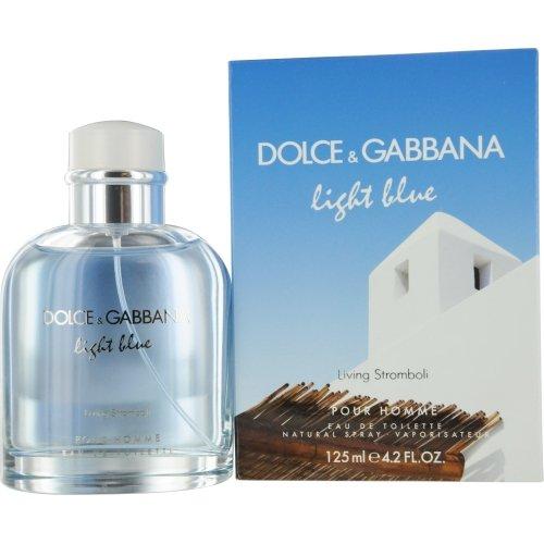 D Light Blue Living Stromboli by Dolce & Gabbana 4.2 oz E...