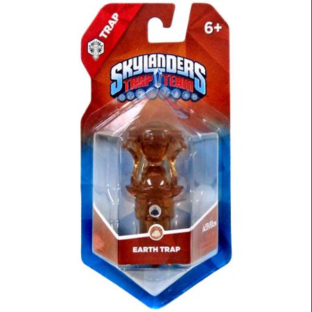 Skylanders Trap Team Earth Hourglass Trap [Dust of