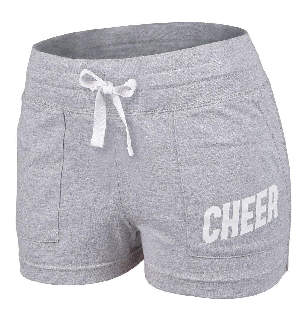 Amani Girl Cheer Practice Shorts Youth Running Shorts