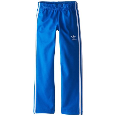Adidas Originals Youth Boys Superstar Track Pants Blue/White Adidas Originals Superstar Track