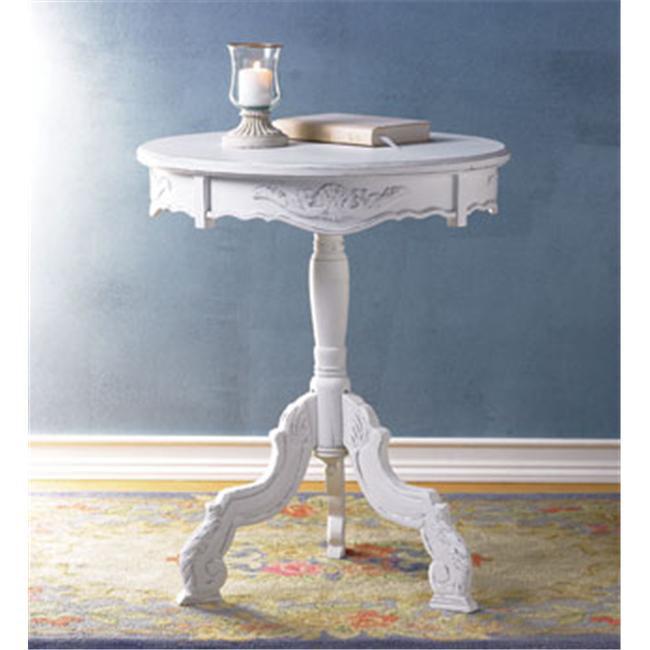 SWM 34708 Romantic Rococo Accent Table