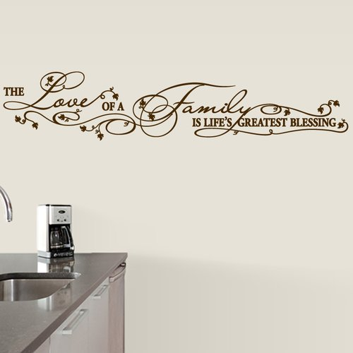 Sweetums Wall Decals Lifes Greatest Blessing Wall Decal