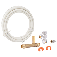 Cash Acme Ice Maker Install Kit Bagged