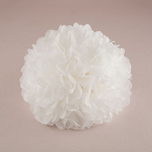 Large Light Pink Celebration Peonies Tissue Paper Flowers