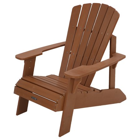 Lifetime Recycled Plastic Adirondack Chair - Walmart.com