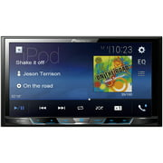 """Pioneer MVH-300EX 7"""" Double-DIN In-Dash Car Stereo Digital Media & A/V Receiver with Bluetooth"""
