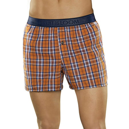 (Low Rise Yarn Dyed Boxer, 2 Pack)