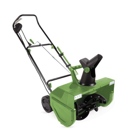 Martha Stewart MTS-EST22 All-Steel Auger Electric Snow Thrower | 22-Inch | 15-Amp