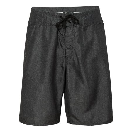 Burnside Men's Heathered Board Shorts, Style - Billabong Flap Pocket Boardshorts