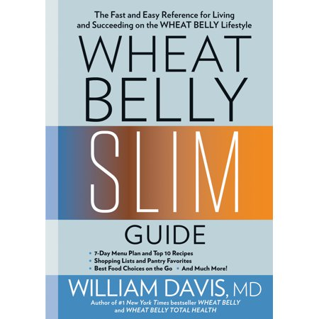 Wheat Belly Slim Guide : The Fast and Easy Reference for Living and Succeeding on the Wheat Belly