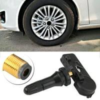 Tebru Car TPMS Tire Pressure Monitoring System Sensor 315hmz for Ford Motorcraft DE8T-1A180-AA TPMS12, DE8T-1A180-AA, Tire Pressure Monitoring System Sensor