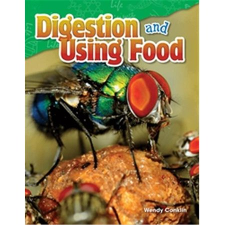 Shell Education 21717 Digestion & Using Food Book - image 1 of 1