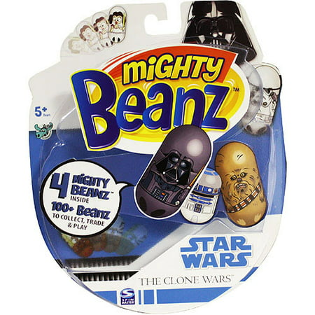 Mighty Beanz Star Wars, 4-Pack