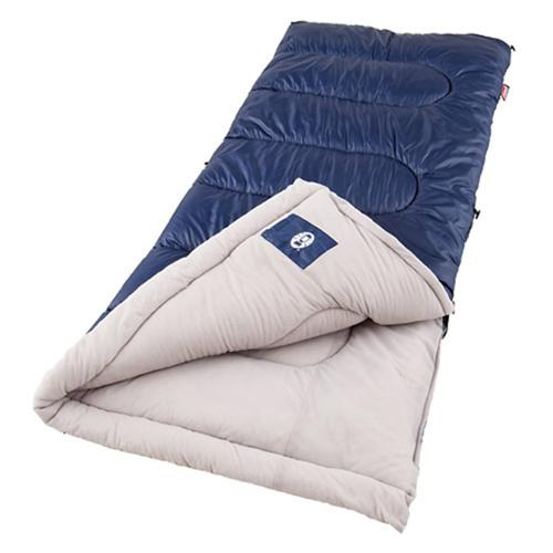 Coleman Brazos Cold Weather Sleeping Bag by Overstock