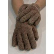 Minx NY VHT10121.TAN-L Moisturizing Vitamin & Gel-Infused Gloves