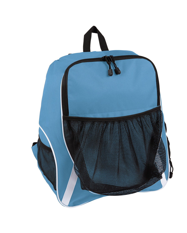 Team 365 TT104 Equipment Backpack Sp Light Blue One Size by Team 365