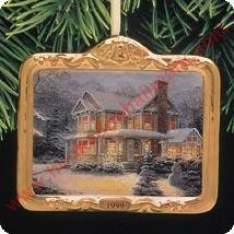 - Hallmark Ornament 1999 Thomas Kinkade #3