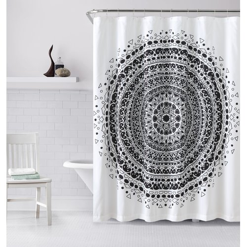 Bloomsbury Market Mcmath Shower Curtain