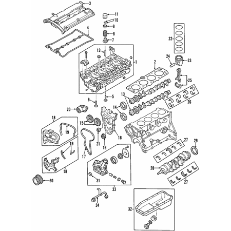 Chevrolet Cruze Timing Belt, Timing Belt for Chevrolet Cruze