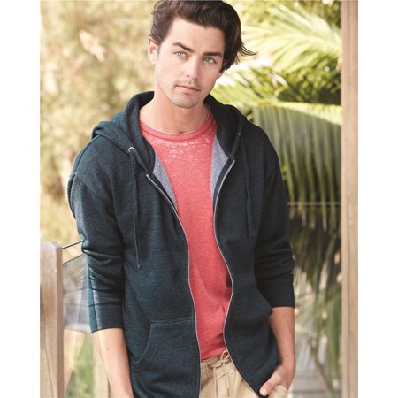 Independent Trading Co. Midweight Hooded Full-Zip