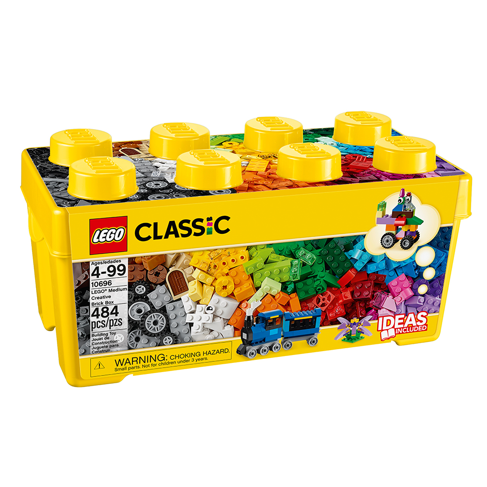 LEGO LEGO Classic LEGO® Medium Creative Brick Box 10696