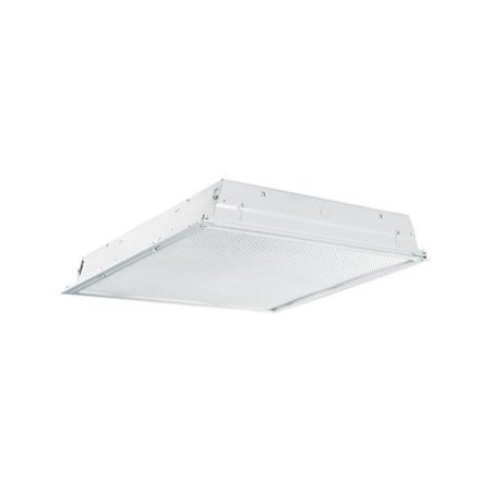 Cooper Lighting 22GRLD2435R1 LED Troffer Recessed Fluorescent Light ...