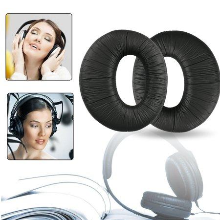 - A Pair Black Ear Cushion Replacement Ear Pads Ear Cups For Sony MDR-RF985R/MDR-RF970R /MDR-RF960R /MDR-RF925R