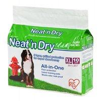 IRIS USA Neat 'n Dry Premium Extra Large Dog Potty Training Pads, 100 Count