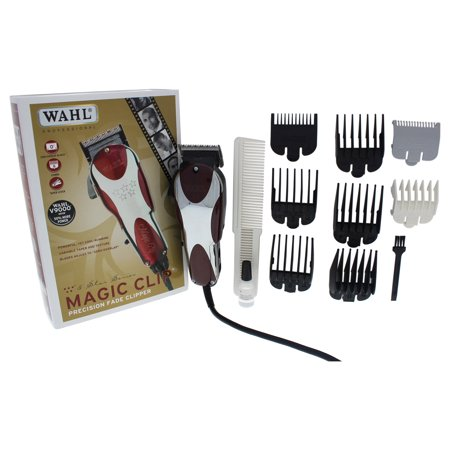 Wahl Professional 5 Star Magic Clip Model 8451 White Red 1