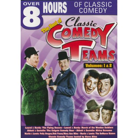The Best of Classic Comedy Teams, Vol. 1 & 2