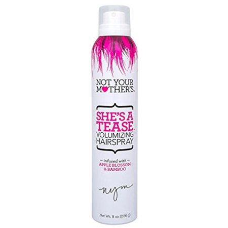 Not Your Mother's She's A Tease Volumizing Hairspray 8 oz (Pack of - Tease Your Hair Halloween