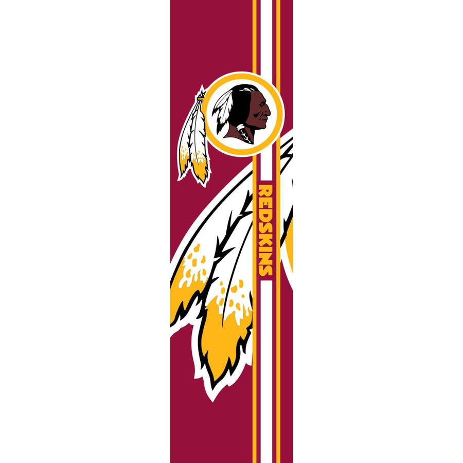 NFL Washington Redskins Door Banner