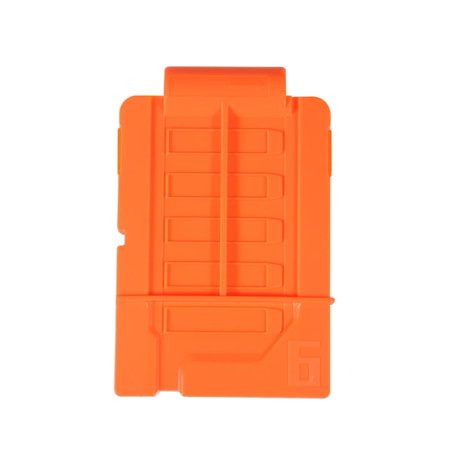 Kid's Toy Cartridge Holder Bullets Dart Gun Clips Quick Reload Magazine Clip for N-series Elite Blaster by -