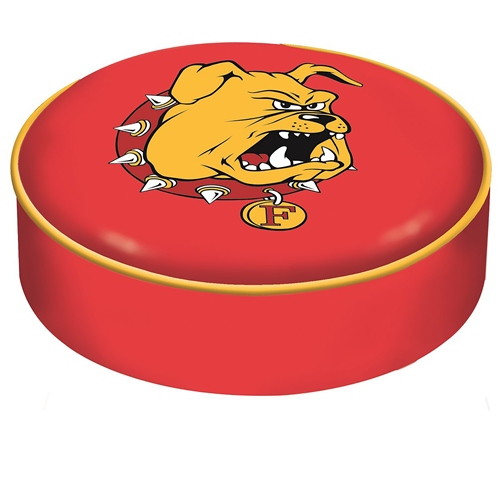NCAA Bar Stool Seat Cover by Holland Bar Stool - Ferris State University