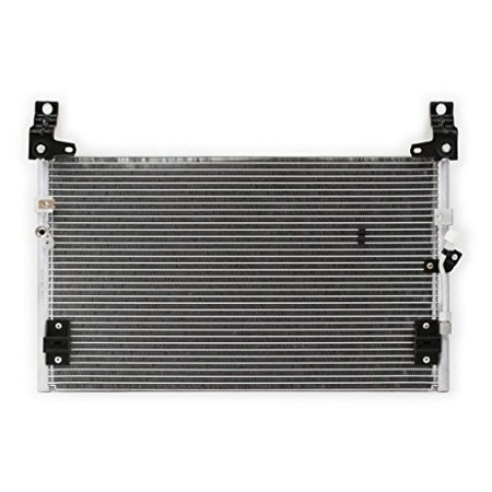 A-C Condenser - Pacific Best Inc For/Fit 4899 98-04 Toyota Tacoma Pickup All